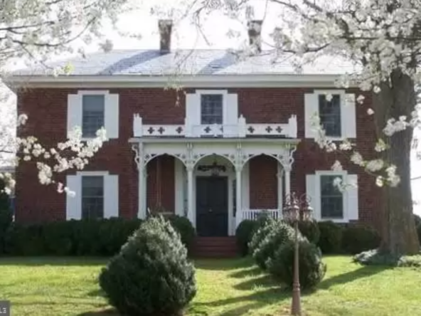 central virginia historic home for sale in chase city va