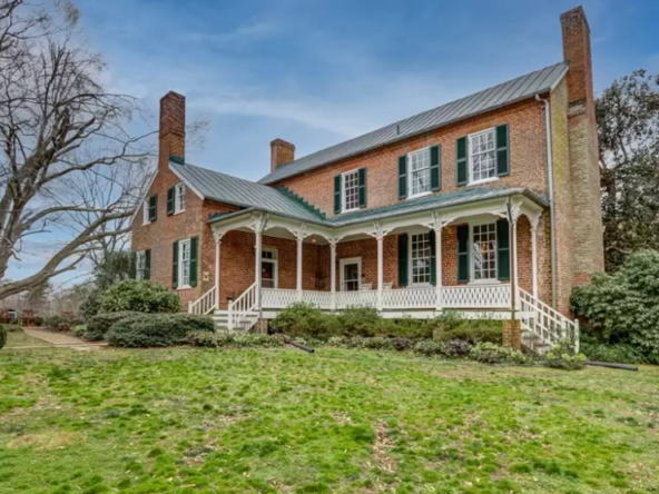 southern virginia historic homes for sale 2
