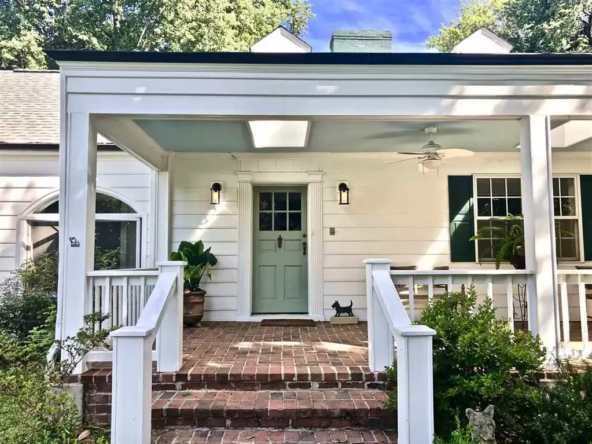 Albemarle County Virginia Historic Homes For Sale 4