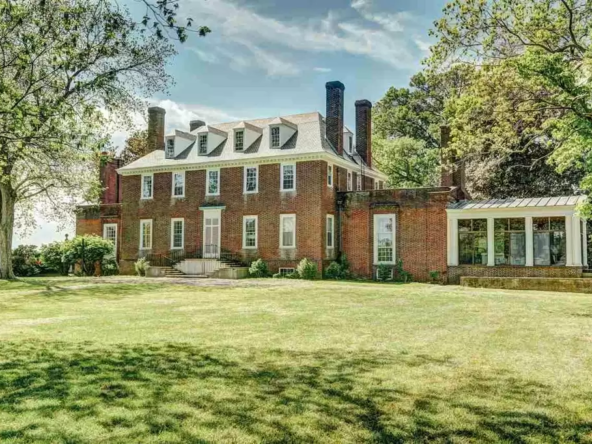 Mathews County Virginia Historic Homes For Sale 30