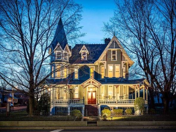 Harrisonburg City County Virginia Historic Homes For Sale