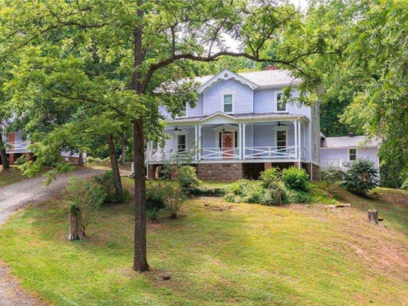Nelson County Virginia Historic Homes For Sale